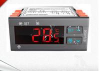 registradores de temperatura al por mayor-Refrigerador Control doble Descongelamiento Controladores de temperatura STC-9200 temperatura registrador sensor de temperatura