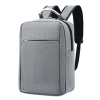 Wholesale backpack computer compartment resale online - Business Backpack Male Outdoor Travel Computer Bag Light Casual Student Schoolbag Trend Simple Multifunctional Backpack