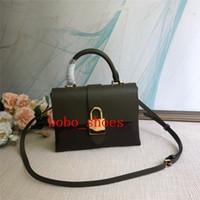 yeni moda çanta toptan satış-Yeni Lüks çanta Klasik tasarımcı çanta moda Mini deri omuz çantası BB çanta Kadınlar Zincir Crossbody Çanta Çantalar Yeni Çanta