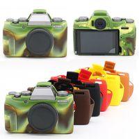 Wholesale fuji cameras resale online - Casing Fuji XT100 Camera Bag Soft Silicone Rubber Protective Body Cover Case