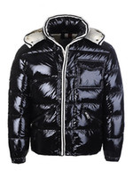 Wholesale yellow duck clothing for sale - Group buy New Men s Winter down jacket Hoodies Duck Down Jacket Thicken Warm Classic star with the same clothing Down Parkas