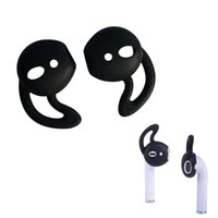 238286702d9 earbuds silicone tips Canada - Silicone Earbuds Cover Replacement Earphone  Covers Earbud Tips Ear Hook for