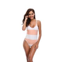94127f418ad6 Chica de deportes acuáticos Traje de baño de una pieza atractivo Bikini  accesorios de playa de diseño único S M L XL