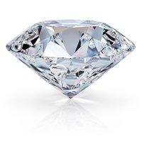 муассанит блестящий оптовых-Драгоценный камень RINYIN свободный 6.50 mm 1.00 ct D цвет VVS1 ясность превосходный отрезок 3ex круглый гениальный Moissanite с отчетом о сертификата