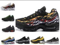Wholesale air running 95 for sale - Group buy New fashion Running Shoes Men Airs Cushion Sneakers Boots athletics s for Women Walking Sports Shoes Size