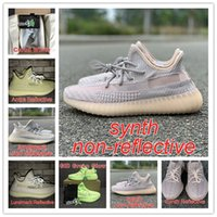 Wholesale matching sneakers men women for sale - Group buy With Box Designers Cheap Classical Colour Matching butter sesame Beluga Kanye West man women sneaker sports trainer running shoes