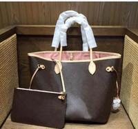 einkaufstasche machen großhandel-Neue europäische Art klassische Damen Tote Handtasche Schultertasche Einkaufstasche reinen Edel weich machen Paris Topmodel Show Laufsteg