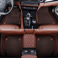 tapetes de carro de qualidade venda por atacado-Qualidade do carro forro do tapete para Land Rover freelander 2 Discovery 3 4 5 Range Rover Esportes Evoque Car sport mat mat peças de automóvel
