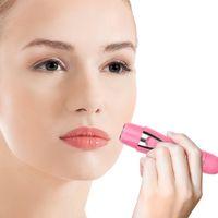 Wholesale waterproof nose ear hair trimmer resale online - Women s Portable in USB Shavers Waterproof Multi Purpose Electric Nose Hair Trimmer Eyebrow Ear Hair Beard Chops