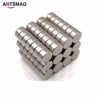 Wholesale earth neodymium magnets for sale - Group buy 50pcs Disc magnets D10X5mm Neodymium Disc Super Strong Rare Earth N35 NdFeB Magnets
