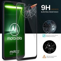 Wholesale g packages resale online - For Motorola Moto E G Fast Full Cover H Hardness Bubble Free Anti Scratch Case Friendly Design Tempered Glass With Package