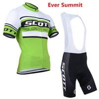 Wholesale padded cycling shorts for sale - 2019 Team Cycling Clothing Bike Jersey Ropa Ciclismo Mens Bicycle summer shirts pro Cycling Jerseys D pad bike shorts sportswear