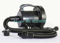 sopladores de aire para inflables al por mayor-Envío gratis 800 W / 1200 W / 1800 W inflador de aire eléctrico de la bomba de aire ventilador inflador para productos inflables
