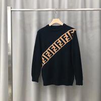 camisola preta superdimensionada venda por atacado-FF camisola Oversized hoodies Homens Mulheres Unisexual bolso camisa de malha Moda Preto manga comprida frete grátis