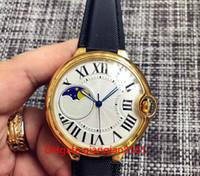 relógios de rosto branco para homens venda por atacado-Luxur Mens Watch Movimento Automático 316 Caixa De Aço Carro Branco Relógio de Rosto Homens Relógio De Pulso Frete Grátis montre de luxe relógios de grife