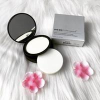 Wholesale best matte moisturizer resale online - EPACK makeup Pressed Powder Bye Pores pressed Poreless Finish Airbrush Powder best quality Face powder ePacket shipping