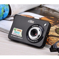 Wholesale rotating camera shot online - 2 inch Ultra thin MP Hd Digital Camera Children s Camera Video Camera Digital Students Cameras Birthday Best Gift Free delivery