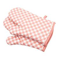 guantes de lino de invierno al por mayor-Almohadilla de guante aislante de alta calidad para hornear anti-plancha herramienta de horneado de alta temperatura