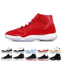 Wholesale best shoes for camping resale online - 2019 Best Concord s mens Basketball Shoes for mens Platinum Tint CAP AND GOWN ROSE GOLD GAMMA BLUE Bred women sport sneakers designe