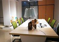 mobilya fabrikası fiyatları toptan satış-Benzersiz masa lambası reçine lüks ışık sanat tasarım fikri highend İç ev dekor galeri mobilya fabrika fiyat