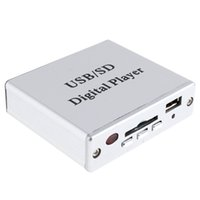 Wholesale dc mp3 player for sale - Group buy Dc V Digital Auto Car Power Mp3 Audio Player Reader Electronic Keypad Control Support Usb Sd Mmc Card With Remote