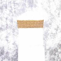 banquete spandex cadeira faixa venda por atacado-Arte ecologicamente correta lantejoulas decorados Bandas Cadeira Ouro Prata MULTICOLORS poliéster Lycra Spandex estiramento Presidente faixa Wedding Party Banquet Evento