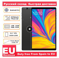 Wholesale android tablet teclast for sale - Group buy Teclast P10HD G Phone Call Tablets Octa Core inch IPS GB RAM GB ROM SC9863A GPS Android mAh tablet PC
