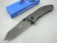 Wholesale knife fold for sale - Group buy benchmade X24 Hunting Pocket Knife Folding Knives Sanding Blade Steel stainless steel Handle Cr13 HRC