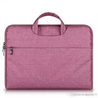 Briefcase Large Capacity Laptop Handbag Notebook Bag For Men Women Travel Bussiness For 11 12 13 14 15.6 Inch Macbook Pro PC Sleeve Case