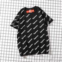 tigre pequeno venda por atacado-2019 novo bordado t camisas para homens itália moda camisa homens rua cobra little bee tigre imprimir tee camisetas