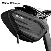 Wholesale bicycle bags panniers resale online - Bicycle Saddle Bag Waterproof MTB Bike Rear Bag Reflective Cycling Rear Seat Tail Large Bag Bike Accessories