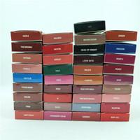 heiße samtlippen großhandel-37 Farben Hot Marke Make-up Kelly Cosmetics Kelly Jenner Lip Kit Kelly Liquid Matt Lippenstift in Red Velvet Liquid Lipgloss