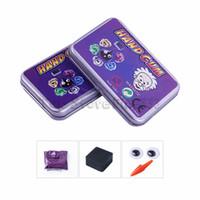 kutu kupaları toptan satış-El Sakız Macun DIY Balçık Oyuncaklar Manyetik Macun Oyuncak Yeni Macun Kupa El Sakız 150 G / kutu Toptan