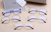 Wholesale flashing christmas glasses for sale - Group buy Pilot Style Sunglasses Brand Designer Dior Men Women Metal Frame Flash Mirror Glass Lens Fashion Sunglasses have eyewear boxes