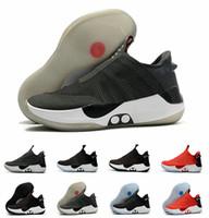bb kırmızılar toptan satış-2019 Yeni Sürüm Uyarlama BB Siyah Kırmızı Hiper Basketbol Ayakkabıları Için Yüksek Kalite Erkek Mag Rahat Moda Spor Sneakers B ...