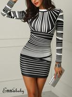 vestido del club de chicas calientes al por mayor-Retro Hot Sexy Mujeres Elástico Impreso Paquete Hip Bodycon Vendaje Mini Vestido de Las Muchachas Sexy Club Party Partido Lápiz vestido