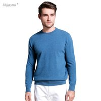 Wholesale computers for sales resale online - Sales Morandi Color Winter New Brand Men s O Neck Fine Wool Sweater Color Pullover For Man Christmas Blusas Masculina
