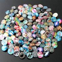 joyería de colocación al por mayor-Los accesorios CRISTALINOS DE CRISTAL DE Hielo de la serie princesa de accesorios de joyería para niños DIY botones manuales colocación policromática 4036
