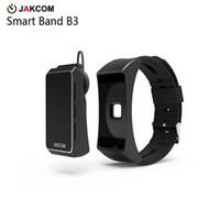 telefones do mercado venda por atacado-JAKCOM B3 Smart Watch Hot Sale em relógios inteligentes como o mercado de medalhas de paket da Rússia