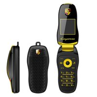 Wholesale toys mp3 for sale - Group buy New Unlocked Newmind F15 plus Mini Car Key Shape Cellphone Student Flip Mobile Phone Childrend s Toy Dual Sim Card Cartoon Cell phone