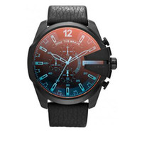 montres de qualité orange achat en gros de-Super qualité montre de luxe montres DZ mens DZ4329 DZ4280 DZ4281 DZ4282 DZ4283 DZ4290 DZ4308 DZ4309 DZ4318 DZ4323 DZ4343DZ4343 DZ4360