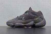 botas de deserto dos homens venda por atacado-2019 Blush KANYE Kanye Sapatilhas Desert Rat 500 Mens Sapatilhas Athletic Sneaker botas Ao Ar Livre