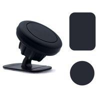 ímãs adesivos venda por atacado-Suporte magnético do telefone do ímã da montagem do painel do suporte do telefone do carro do suporte com adesivo para o telemóvel universal