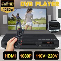 Wholesale mp3 portable multimedia player for sale - Group buy Multi System P HD DVD Player Portable USB DVD Player Multimedia Digital TV Support HDMI CD SVCD VCD MP3 Function