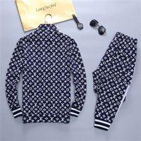 erkek modası için spor giyim toptan satış-Moda Erkek eşofman sweatshirt Suits Sonbahar Kış Jogger Spor Eşofman Bay Bayan Spor Kazak Eşofman Ceket