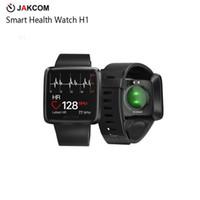 yeni led telefon kutuları toptan satış-JAKCOM H1 Akıllı Sağlık İzle Yeni Ürün Olarak Akıllı Saatler led saatler jel aktif spor telefon kılıfı olarak