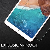 Wholesale mipad tablet for sale - Group buy 9H Tempered Glass For Xiaomi Mi Pad Mipad Mipad4 Plus inch Tablet Screen Protector Protective Film Glass Guard