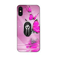 Wholesale s5 butterfly case for sale – best Butterfly in1 with Car bracket kickstand case for VIVO X27 X30 Pro Z3 Z5X Z6 S1 pro S5 S6 V15 V7 Y71 Y97 Y85 shockproof cases drop shipping