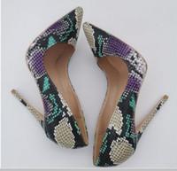 Purple High Heels Australia