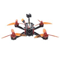 caméra ccd fpv achat en gros de-Prévente Drone Racing RC LEBOO 215mm RC PNV BNF OMVT F4 BLHeli_32 4in1 35A 960H CCA Aurora
